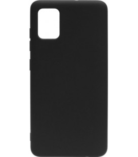 Силикон SA A515 black Silicone Case