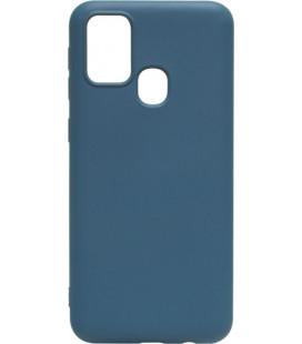 Силикон SA M315 dark blue Silicone Case