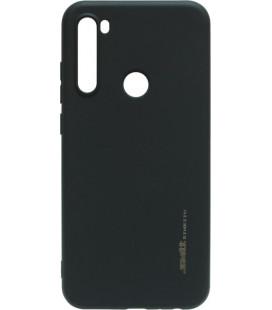 Силикон Xiaomi Redmi Note 8T black SMTT