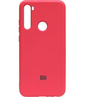 Силикон Xiaomi Redmi Note8T coral Silicone Case