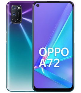 Oppo A72 4/128GB Aurora Purple UA-UCRF Оф. гарантия 12 мес.