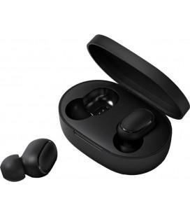 Наушники Bluetooth headset Xiaomi Redmi Earbuds Basic AirDots (ZBW4480GL/ZBW4467CH/TWSEJ04LS) black Гарантия 12 мес.