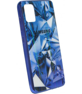 Накладка SA A515 blue Prism Chameleon Glass