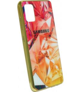 Накладка SA A515 gold Prism Chameleon Glass