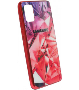 Накладка SA A515 red Prism Chameleon Glass