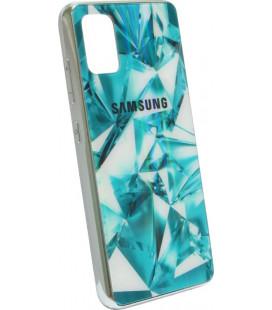 Накладка SA A515 sea blue Prism Chameleon Glass