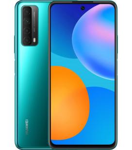 Huawei P Smart 2021 4/128GB Crush Green UA-UCRF Официальная гарантия 12 мес. + FULL-комплект аксессуаров*