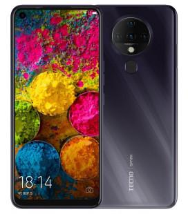Смартфон Tecno Spark 6 KE7 4/128GB Comet Black UA-UCRF Оф. гарантия 12 мес.
