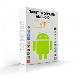 Пакет программ Android VIP (30 + GPS Навигация)