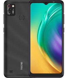 Смартфон TECNO POP4 Pro (BC3) 1/16Gb DS Pearl Black UA-UCRF Оф. гарантия 12 мес.