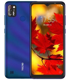 Смартфон TECNO POP4 Pro (BC3) 1/16Gb DS Cosmic Shine UA-UCRF Оф. гарантия 12 мес. + FULL-комплект аксессуаров*