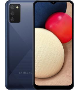 Samsung Galaxy A02s 3/32GB Blue (SM-A025FZBESEK) UA-UCRF Оф. гарантия 12 мес.