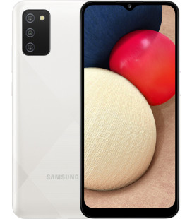 Samsung Galaxy A02s 3/32GB White (SM-A025FZWESEK) UA-UCRF Оф. гарантия 12 мес.