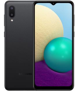 Samsung Galaxy A02 2/32GB Black (SM-A022GZKB) UA-UCRF Оф. гарантия 12 мес.