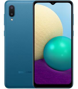 Samsung Galaxy A02 2/32GB Blue (SM-A022GZBB) UA-UCRF Оф. гарантия 12 мес.