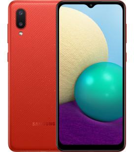 Samsung Galaxy A02 2/32GB Red (SM-A022GZRB) UA-UCRF Оф. гарантия 12 мес.