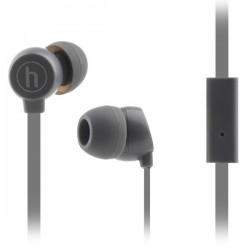 Наушники HF Hapollo HS-1010+микрофон grey MP3