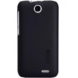 Пластик HTC Desire 310 black Nillkin