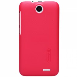Пластик HTC Desire 310 red Nillkin