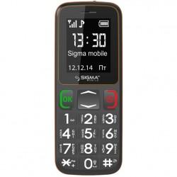 Sigma mobile Comfort 50 Mini3 (Black/Green) Офиц. гар. 12 мес. UA-UСRF