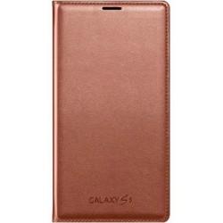 Чехол-книжка G900 (Galaxy S5) EF-WG900BFEGRU Roze Gold