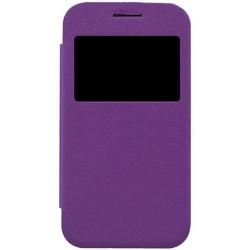 Чехол-книжка SA G360/G361 purple Window