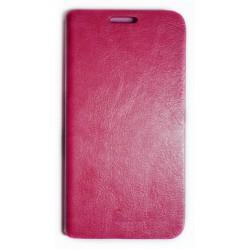 Чехол-книжка SA A3/A300 pink Flip Cover