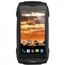 Sigma mobile X-treme PQ25 (Black) Офиц. гар. 12 мес. UA-UСRF