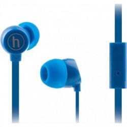 Наушники HF Hapollo HS-1010+микрофон navy MP3