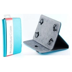 "Чехол на планшет 7""/7,85""blue выш-ка Lagoda"