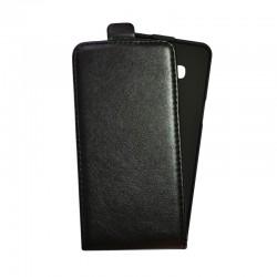 Чехол-книжка LG L60/X135 black CrocoCase