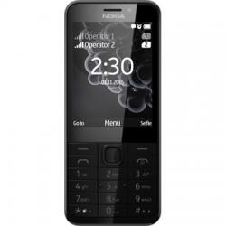 Nokia 230 Dual (Dark Silver) Офиц. гар. 12 мес. UA-UСRF