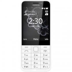 Nokia 230 Dual (Silver) Офиц. гар. 12 мес. UA-UСRF