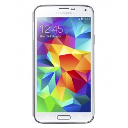 Samsung G900H Galaxy S5 Shimmery White UCRF