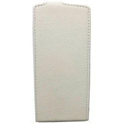 Чехол-книжка Bravis Light white Flip cover Red Point