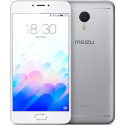 Meizu Note 3 2/16GB (Silver-White)