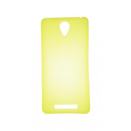 Пластик Xiaomi Redmi Note2 yellow