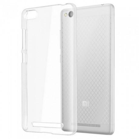 Силикон Xiaomi Redmi3 white 0.3mm