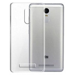 Силикон Xiaomi Redmi Note3/2Pro white 0.3mm