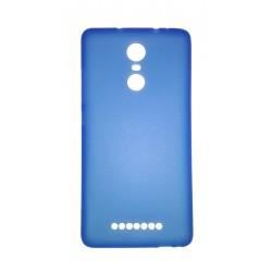 Пластик Xiaomi Redmi Note3/2Pro blue