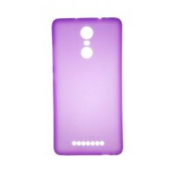 Пластик Xiaomi Redmi Note3/2Pro purple