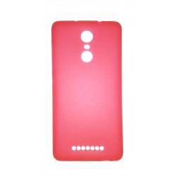 Пластик Xiaomi Redmi Note3/2Pro red