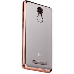 Силикон Xiaomi Redmi Note3/2Pro pink bamper