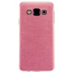 Силикон SA A3/A300 pink кожа