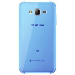 Силикон SA J7/J700 blue Remax